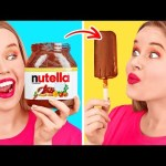 CRAZY FOOD HACKS THAT WILL SURPRISE YOU   Easy DIY Food Tips and Funny Tricks by 123 GO! FOOD