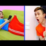Things You Do When You're Home Alone / Facts, DIY Life Hacks Funny Videos by Monkey Craft #51
