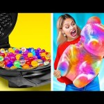 GENIUS LIFE HACKS FOR EVERY OCCASION! || Food Tricks And Useful Hacks by 123 Go! GOLD