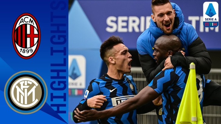 Milan 0-3 Inter | Inter Go Four Points Clear with HUGE Derby Win! | Serie A TIM