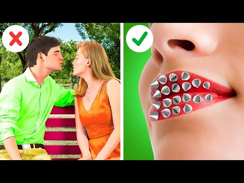 OOOPS! WEIRDEST Hacks, DIYs, Pranks and Funny Relatable Facts