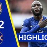 Arsenal 0-2 Chelsea   Lukaku is back with a bang!