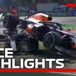Race Highlights   2021 Italian Grand Prix