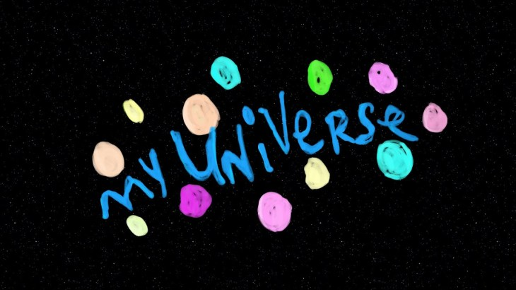 Coldplay X BTS – My Universe (Official Lyric Video)