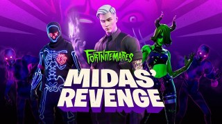 Fortnitemares 2020 Midas' Revenge Gameplay Trailer – Fortnite