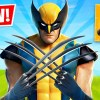 New WOLVERINE Skin in Fortnite! (Season 4)