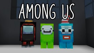 Among Us In Minecraft…