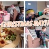 Christmas Day!! Surprising My Family & Eating Half of the Food in the house x