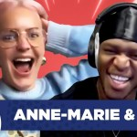 KSI & Anne-Marie Answer Awkward Questions | Interview | Capital