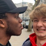 I met KSI in real life…