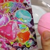 Twinkle Color Ring Bath Bomb Magic Heat Sensitive Ring