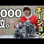 [はじめしゃちょー]イルミネーション3,000粒を1つの塊にしたらキレイになるのか?!