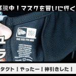 [りきゃっとあいす]#11 プレ値高騰中NEW ERAマスクを買いに行く&ドラクエタクトのガチャで神引き【GameVlog011】 Osmo Pocket ニューエラ