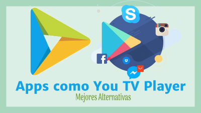 aplicaciones como you tv player 2019