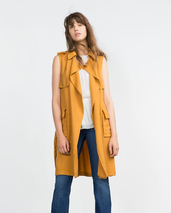 Resultado de imagen para chalecos de moda