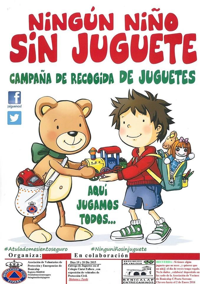 You Campaña Recogida De Juguetes Valencia pUMqSzVG
