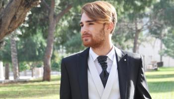 045f3b733 Máxima elegancia masculina con los trajes de Don Félix