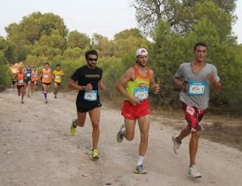 Corre la XXIII Vuelta a Pie en plena naturaleza por La Canyada