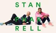 Pharrel Williams vuelve a diseñar una colección de zapatillas para Adidas