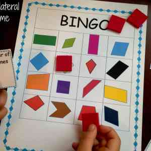 quadrilateral bingo facebook