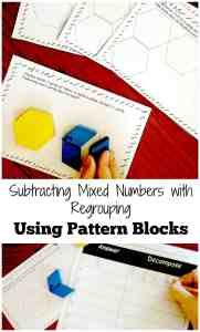 subtracting-mixed-numbers-using-pattern-blocks
