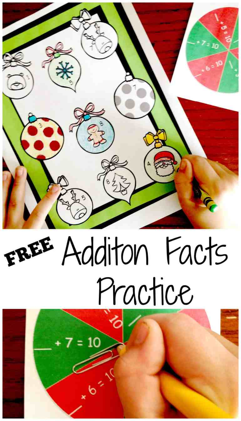 additon-facts-practice