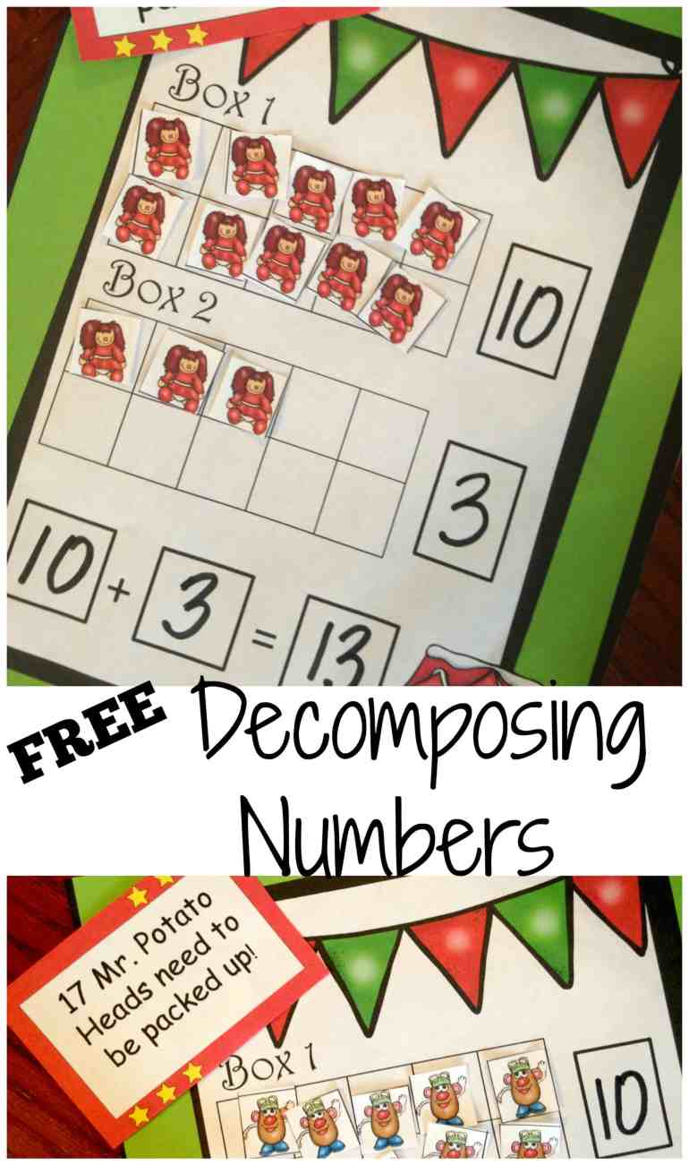 decomposing-numbers