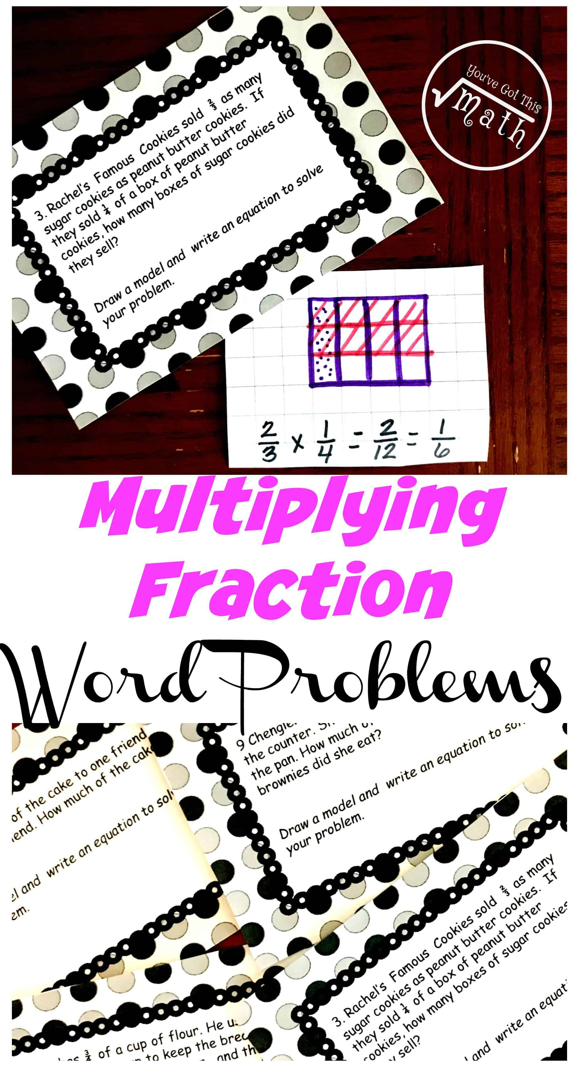 small resolution of 10 Multiplying Fractions Word Problems For Some Real Life Examples