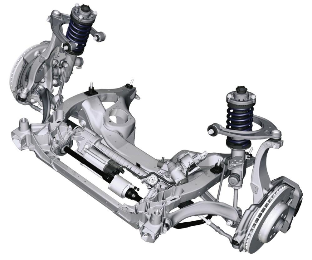 medium resolution of bmw f10 5 series front suspension