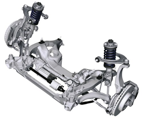 small resolution of bmw f10 5 series front suspension