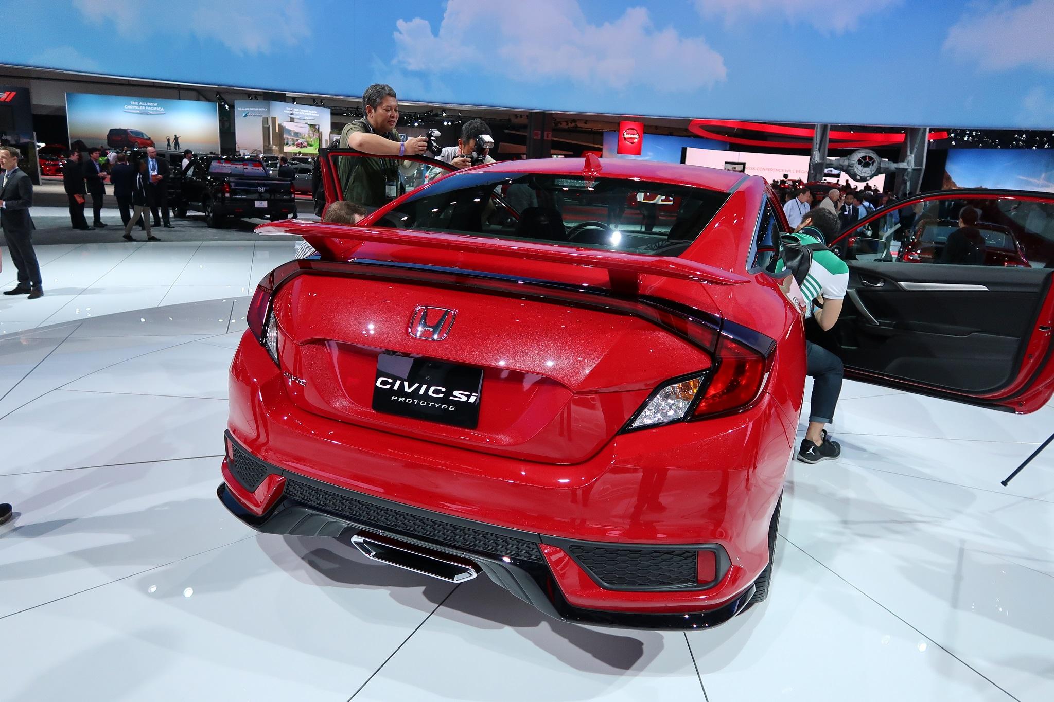 Si Civic Coupe Honda Used
