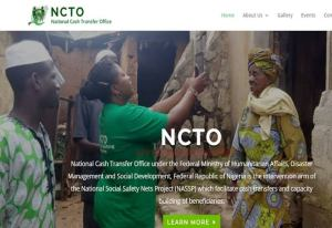 FG NCTO Federal Government Conditional Cash payment