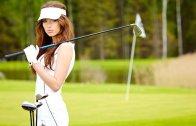 Sinirli Golf Oyuncusu