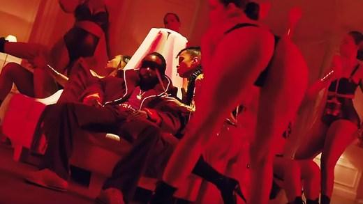 Kendrick Lamar Rihanna loyalty klip