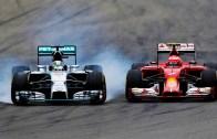 Unutulmaz Formula 1 Geçişleri ve Kazaları!