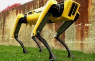 Boston Dynamics Robot Teknolojisinde Çılgın Adımlar Atmaya Devam Ediyor!
