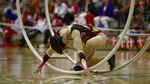 tekerlek jimnastiği 2017