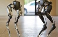 Sadece Bacaktan Oluşan İlginç Robot: Cassie