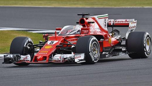 Formula 1 2018 sabah testi