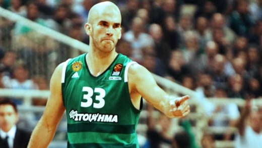 Nick Calathes EuroLeague gecenin asisti