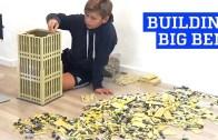 6000 Parça Lego İle Harikalar Yaratan Yetenek