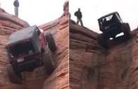 İmkansızı Başaran İnanılmaz Jeep Wrangler