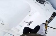 Çılgın Kayakçı Yeni Bir Rekora İmza Attı