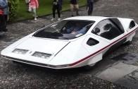 UFO Görünümlü Ferrari 512 S Modulo Konsepti