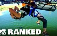 Yükseklik Korkusu Olanların Bakmakta Zorlanacağı En İyi Korku Yarışması Düelloları