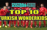 Football Manager En iyi Türk Wonderkidler