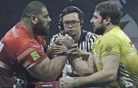Levan Saginashvili vs Vitaly Laletin – Bilek Güreşi