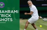 Mansour Bahrami'den En İyi Tenis Numaraları