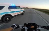 Polisten Kaçan Motorcular – Heyecanlı Kovalamaca Başlasın!