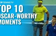 Tenis Dünyası'ndan Oskarlık Anlar (Bayılacaksınız)